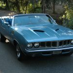 'cuda from front