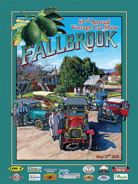 Car Show Posters