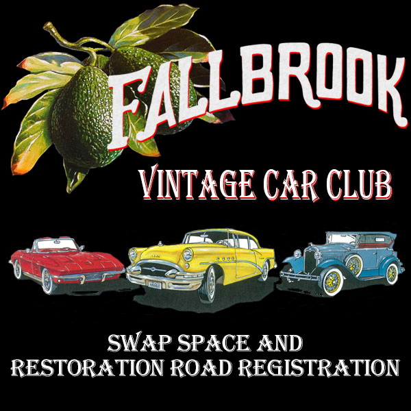 Swap and Restoration Road Registration