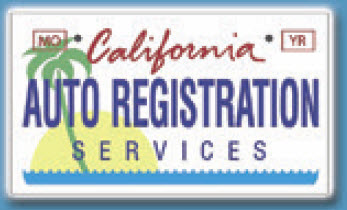 California Auto Registration