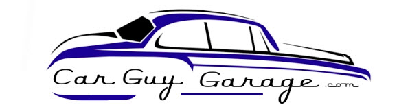 Car Guy Garage Logo