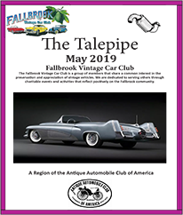 May 2019 Talepipe